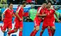 Serbia vs. Suiza: Mitrović pone el primero a los cinco minutos de juego [VIDEO]