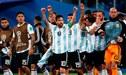 Argentina vs Nigeria: Eufórica celebración Jorge Sampaoli tras el gol de Marcos Rojo [VIDEO]