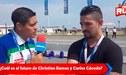 ¿Cuál es el futuro de Christian Ramos y Carlos Cáceda, tras Rusia 2018?