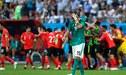Selección alemana se disculpa y califica de justa su eliminación en carta abierta