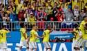Postales de la clasificación de Colombia a octavos de final del Mundial Rusia 2018 tras ganar a Senegal [FOTOS]