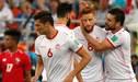 Túnez venció 2-1 a Panamá y se despidió del Mundial Rusia 2018
