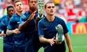 Antoine Griezmann es defendido por el presidente de la Federación Francesa de Fútbol