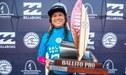 Lima 2019: Sofía Mulanovich gana y pelea por su clasificación