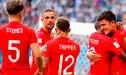 Las mejores postales del pase de Inglaterra a semifinales de Rusia 2018 tras ganar a Suecia [FOTOS]