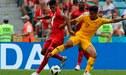 """Wilder Cartagena: """"Nuestro punto alto en el Mundial fue que jugamos de igual a igual ante todos"""""""