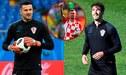 Rusia 2018: Subasic, Lovren y Vrsaljko preocupan en Croacia para duelo con Inglaterra