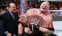 WWE impediría que Brock Lesnar luche contra Daniel Cormier en UFC