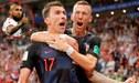 Rusia 2018: Arturo Vidal expresó su apoyo a Croacia tras clasificar a la final del Mundial [FOTO]