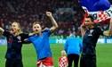 ¡Finalistas en Rusia! Croacia logró la hazaña y jugará la final del Mundial de Rusia