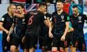 Croacia le dio vuelta a Inglaterra y jugará la final ante Francia [RESUMEN Y GOLES]
