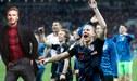 """Croacia malogró el """"tonazo"""" que David Beckham organizó en Miami"""