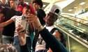 Vinicius Jr viajó rumbo a España para sumarse al Real Madrid [VIDEO]
