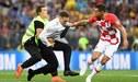 Francia vs. Croacia: Hinchas invadieron el gramado de juego en plena final del Mundial [VIDEO]