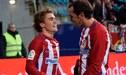 Godín y su emotivo mensaje a sus compañeros del Atlético que conquistaron el título [FOTO]
