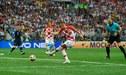 Francia vs Croacia: El suspenso de Néstor Pitana para cobrar la mano de Iván Perisic [VIDEO]