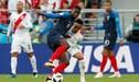 ¡Se cumplió la cábala! Perú siempre enfrentó al campeón del Mundial y Francia no fue la excepción