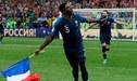 Ex seleccionado peruano arremetió contra Samuel Umtiti tras título con Francia