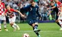 Selección de Francia: Antoine Griezmann superó marca de Zinedine Zidane