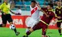 ¡Confirmado! Perú, Venezuela, Colombia y Ecuador jugarán cuadrangular sub-20 en noviembre