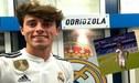 Real Madrid: Álvaro Odriozola mostró su magia en presentación como nuevo jugador [VIDEO]