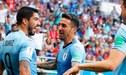 Mundialista uruguayo ansioso por jugar a lado de Cristiano Ronaldo en la Juventus [VIDEO]