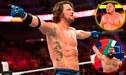 WWE: AJ Styles podría enfrentar a Samoa Joe o Rusev en el próximo SummerSlam