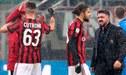 AC Milán podrá jugar la Europa League por autorización del TAS