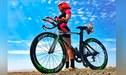 Valerie Nossar, la atleta peruana que corre Ironman sin colon