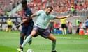 Bayern Múnich remontó el resultado y venció 3-1 al PSG por la International Champions Cup