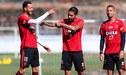 Paolo Guerrero y Miguel Trauco fueron convocados para el Flamengo vs Botafoto