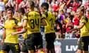 Borussia Dortmund venció 3-1 a Liverpool en la International Champions Cup 2018 [RESUMEN Y GOLES]