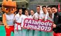 Deportistas peruanos iniciaron la cuenta regresiva para los Panamericanos 2019 [VIDEO]