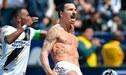 """Zlatan Ibrahimovic: """"Si hubiera llegado a Estados Unidos hace 10 años, hoy sería presidente"""" [VIDEO]"""