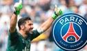 Medio francés desvela el 'sueldazo' de Gianluigi Buffon en el PSG