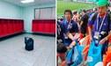 Club chileno imitó el ejemplo de Japón en el Mundial Rusia 2018 [FOTO]