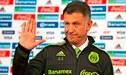 Selección México: Juan Carlos Osorio dejará de ser el entrenador y suena para Colombia