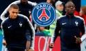Mbappé habló con el presidente del PSG para que fichen a Kanté
