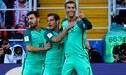 Seleccionado portugués felicita a Cristiano por haber dejado el Madrid