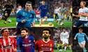 FIFA anunció los 10 jugadores candidatos al premio THE BEST [FOTOS Y VIDEO]