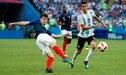 Gol de Benjamin Pavard a Argentina fue elegido el mejor de Rusia 2018 por los aficionados