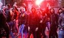 UEFA sanciona al Olympique de Marsella por incidentes realizados en la Europa League [FOTOS]
