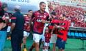Paolo Guerrero y los dos factores para poder renovar con el Flamengo