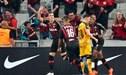 Atlético Paranaense venció 2-0 a Peñarol por la Copa Sudamericana [Resumen y Goles]
