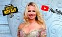 Pamela Anderson arremete contra Fortnite y Youtube porque aleja a las personas del sexo