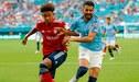 Manchester City remontó 3-2 a Bayern Múnich en partidazo por la International Champions Cup [RESUMEN Y GOLES]