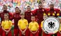 Selección Alemana envía conmovedor mensaje al Perú por 'Fiestas Patrias'