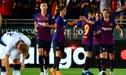 Barcelona venció 5-3 al Tottenham en la tanda de penales por la International Champions Cup 2018