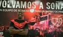 Luis Advíncula realizó su primer entrenamiento con el Rayo Vallecano [GALERIA]