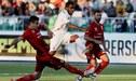 Jefferson Farfán con Lokomotiv debutó con empate ante UFA en la Liga de Rusia